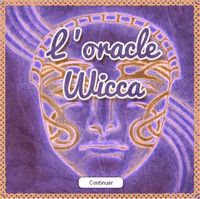 tirage de l'oracle de la Wicca