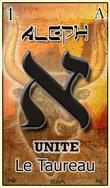 aleph une carte du tarot hebraique