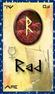 tarot runique rad