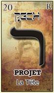 rech carte symbole de vie dans la tarot hebraique